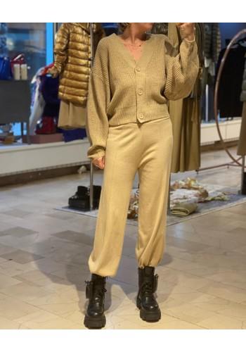 Kalmar Brown Pants