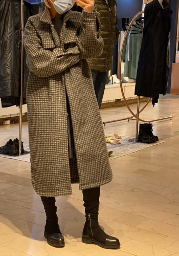 Dijon Plaid Jacket
