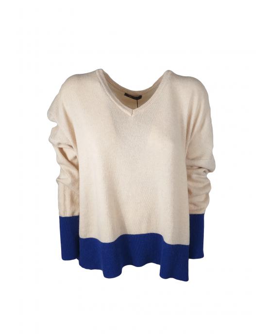 Exeter Beige Sweater