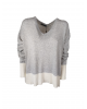 Exeter Gray Sweater