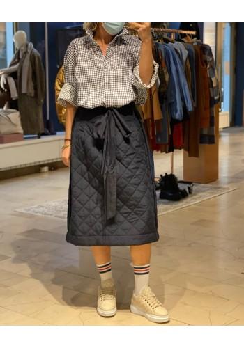 Swansea Dark Blue Skirt