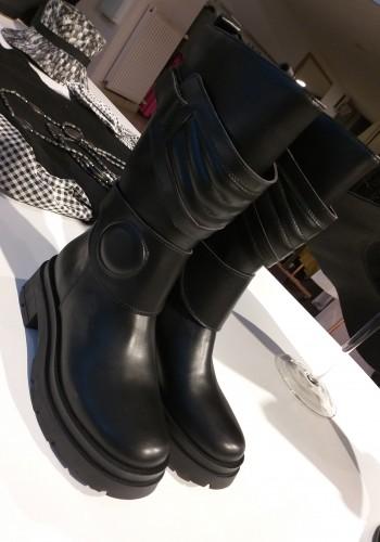 Trosa Black Boots
