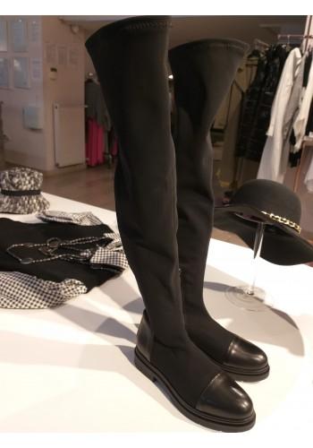 Lund Black Boots