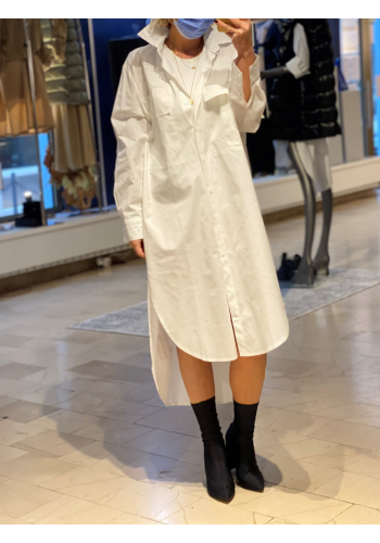 Skara White Dress
