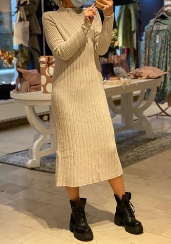 Andria Beige Dress