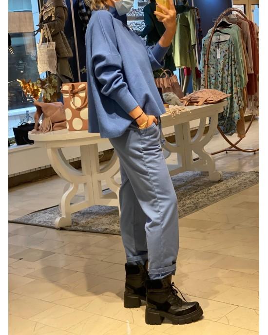 Bristol Blue Pants