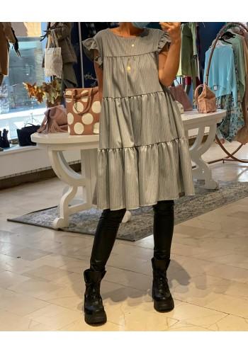 Glasgow Grey Dress
