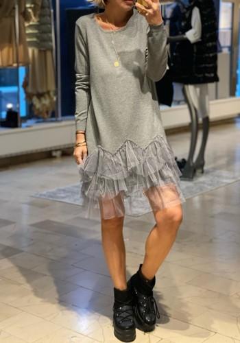 Lecce Gray Dress