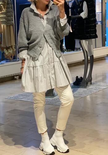 Avesta Gray Sweater