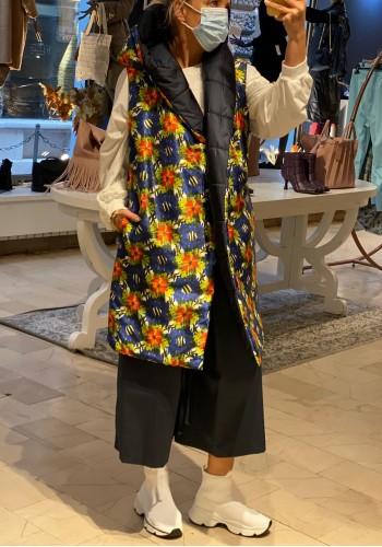 Double-face Colorful Forli Vest