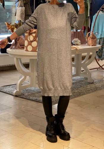 Brest Gray Dress