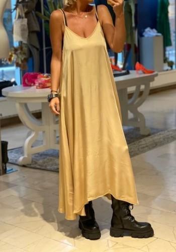 Catania Golden Dress