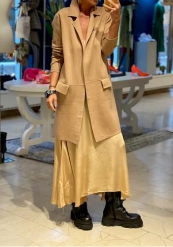 Phoenix Brown Coat