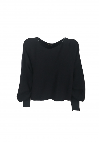 Florence Black Sweater
