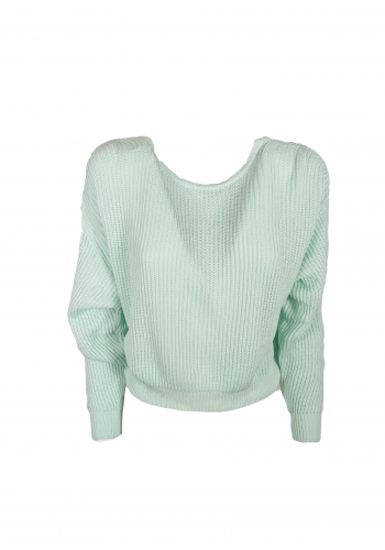 Lalitpur Green Sweater