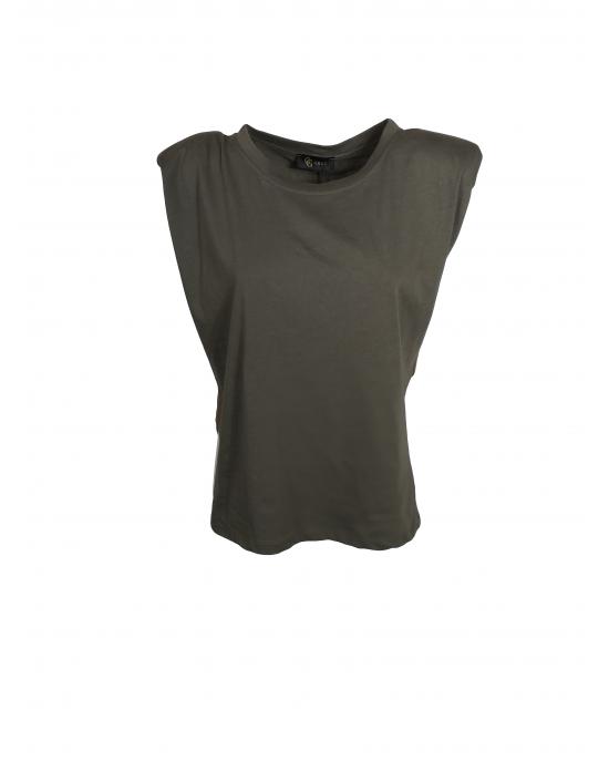 Parma Olive Green T-shirt