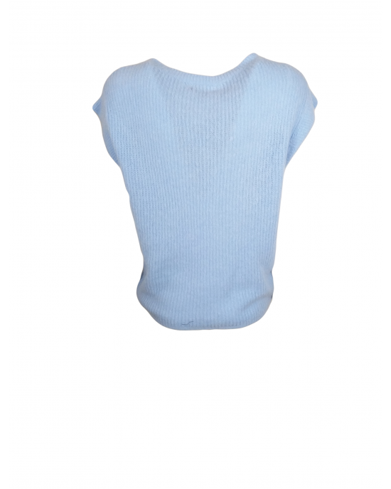 Niort Blue Vest