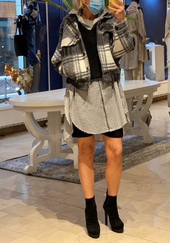 Arles Gray Jacket