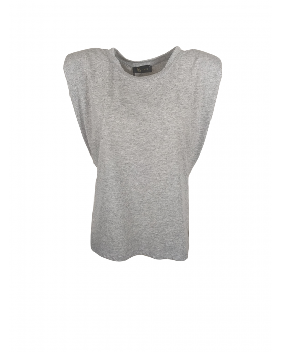 Cannes Gray T-shirt