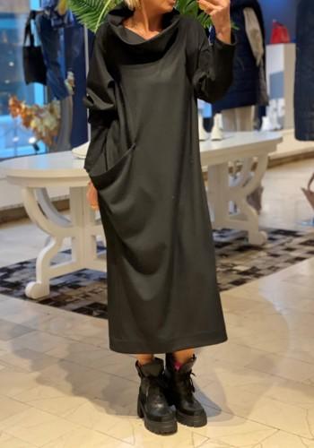 Cholet Black Dress