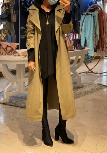 Nancy Brown Coat