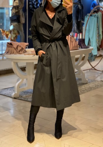 Nancy Black Coat