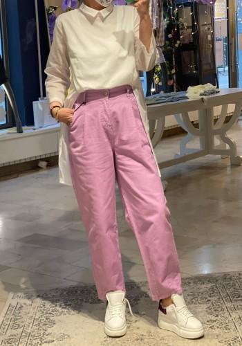 Lilac Pants