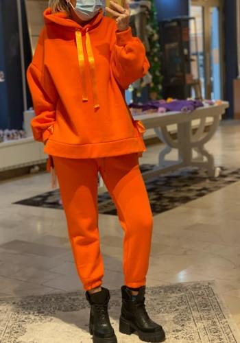 Brite Orange Tracksuit
