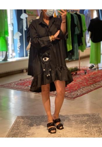 Black Alien Dress