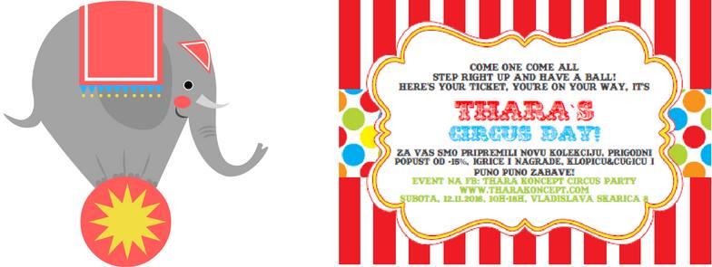 Thara Circus Party
