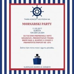 Mornarski party 2017