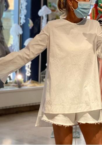 White Thara Shirt