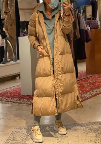 Siberia Beige Jacket