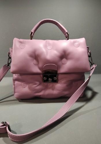 Purple Bubble Bag