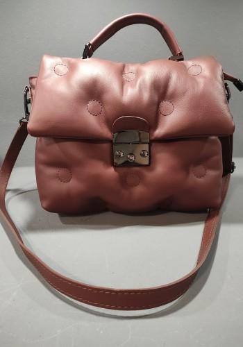 Brown Bubble Bag