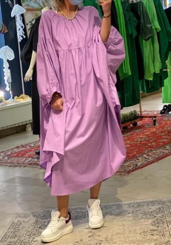Bubble Lilac Dress