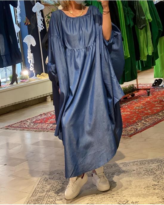 Bubble Blue Dress