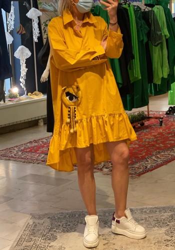 Yellow Alien Dress