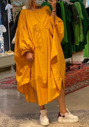 Bubble Yellow Dress