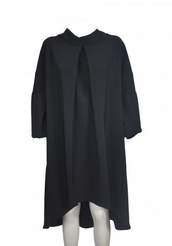 Bamako Black Dress
