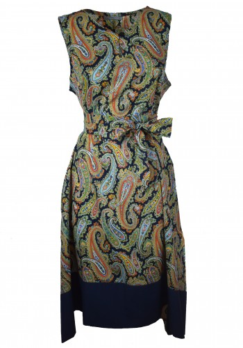 Calcutta Pattern Dress