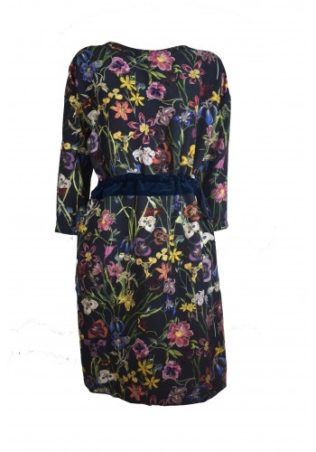 Floral Modena Dress