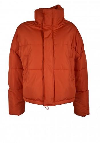 Short Orange Jacket