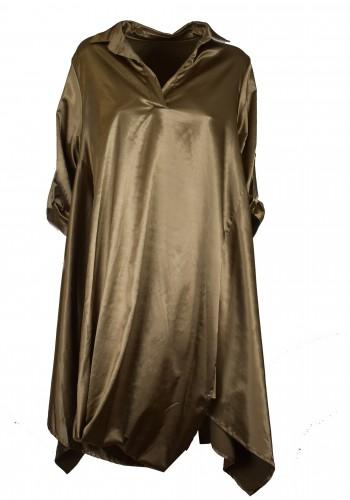 Pisak Dress Gold