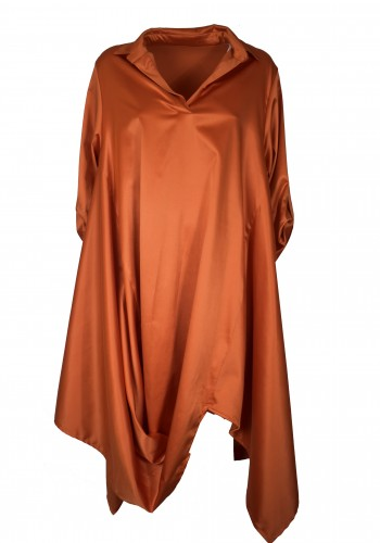 Pisak Dress Orange