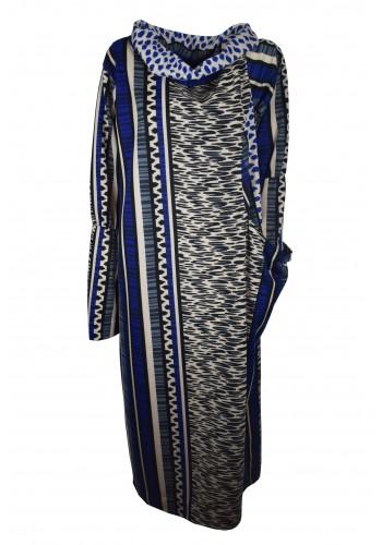 Pocket Colorful Dress